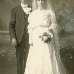 Henry Evenson/Marie Stokkestad 1906