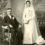Ida Evenson/George Arenson 1900