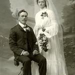 Jennie Evenson/Hans Olson 1903