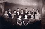 1921 Evenson Family