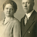 Gilman Evenson/Loretta Urness 1927