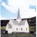 Aurdal Church - Disrud